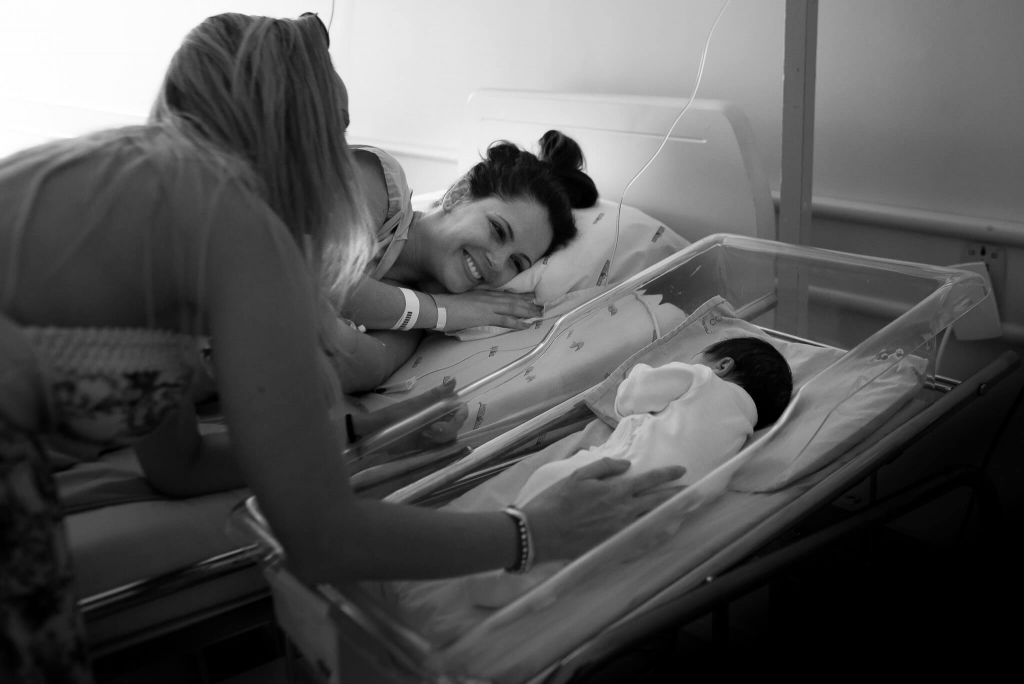 C-section Birth Photographer London