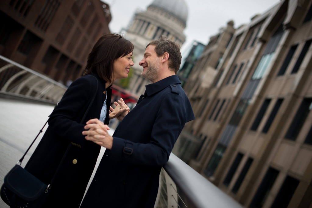 London Couple Photos