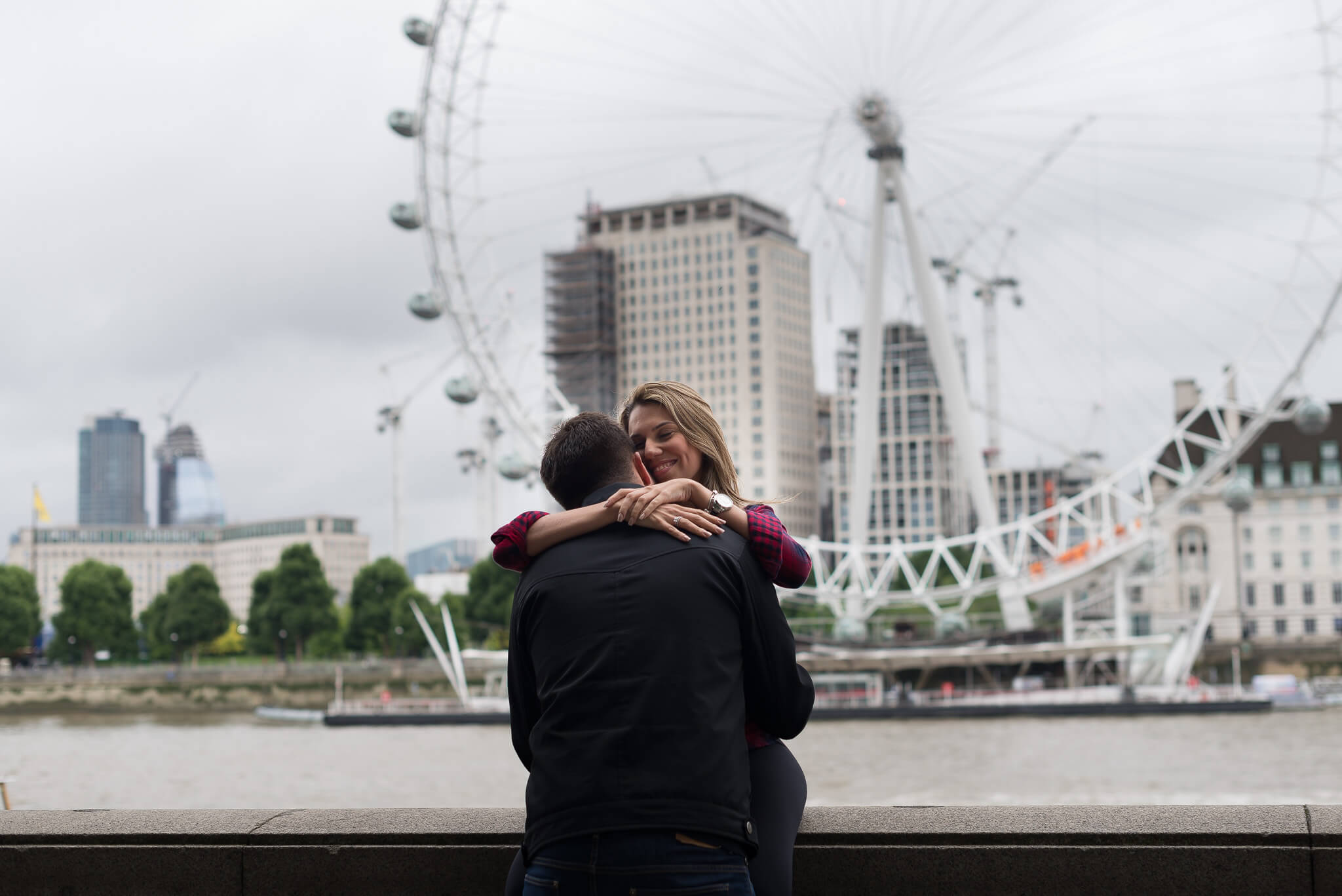 London Couple Photo Session