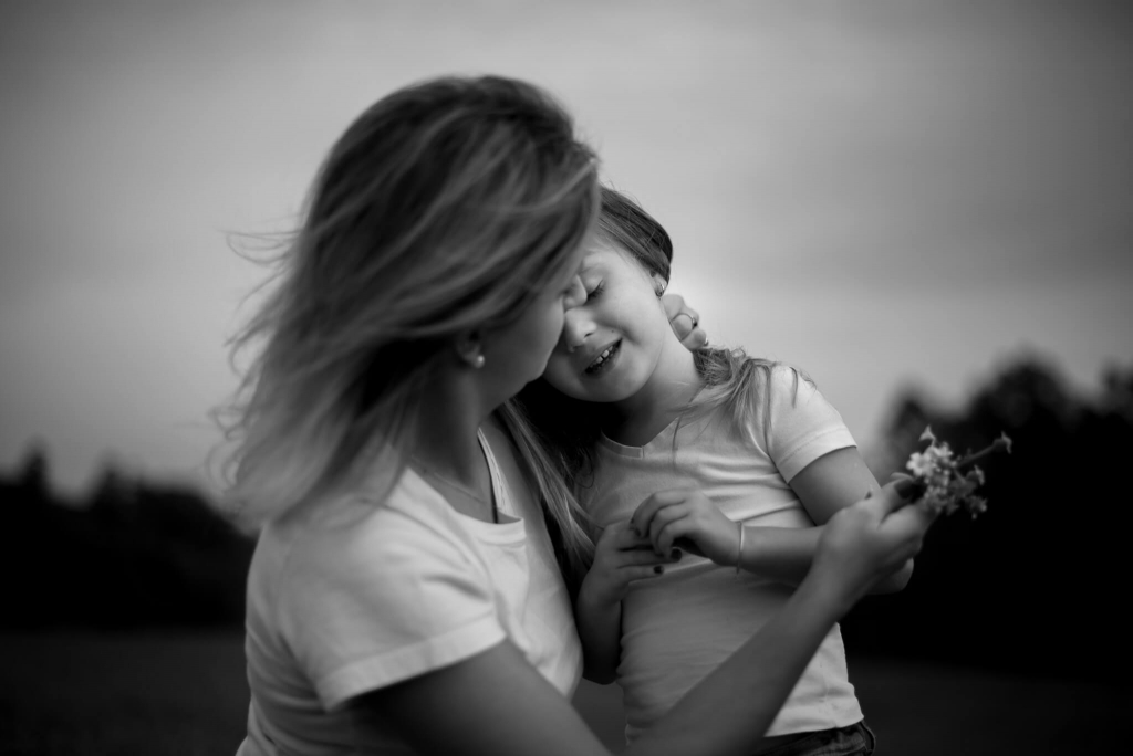 London lifestyle family photographer | Mother & daughter photo session